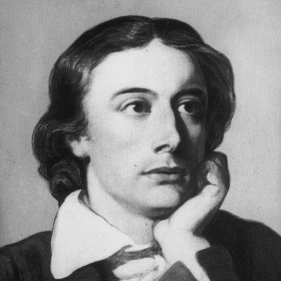 the early life education and poetry of john keats Born in 1795, john was the oldest of four boys (one who died as an infant)   sadly for keats' education, he was soon yanked from cooper's.