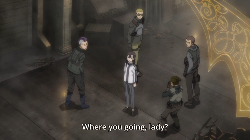 Kirito's first day playing GGO, he is harassed by other men because his feminine avatar makes them think he is a woman.  It's portrayed as creepy and scary, like street harassment in real life, and it broadens Kirito's understanding of what it means to be a female gamer.  This was a win.